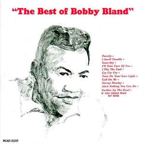 Bobby Bland – The Best of Bobby Bland – CD