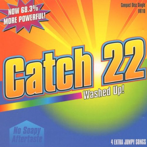 Catch 22 – Washed Up! – CD