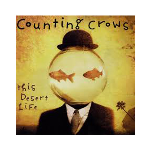 Counting Crows – This Desert Life – CD