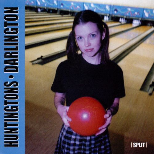 Darlington / Huntingtons – Split – CD