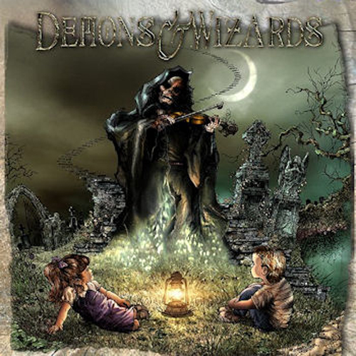 Demons & Wizards – Demons & Wizards – CD