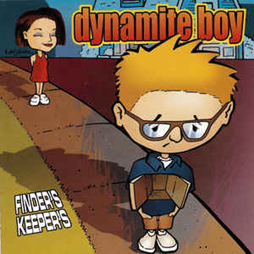Dynamite Boy – Finders Keepers – CD