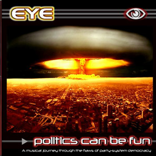 EYE – Politics – CD