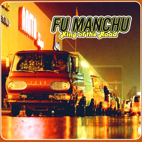 Fu Manchu – King of the Road – CD