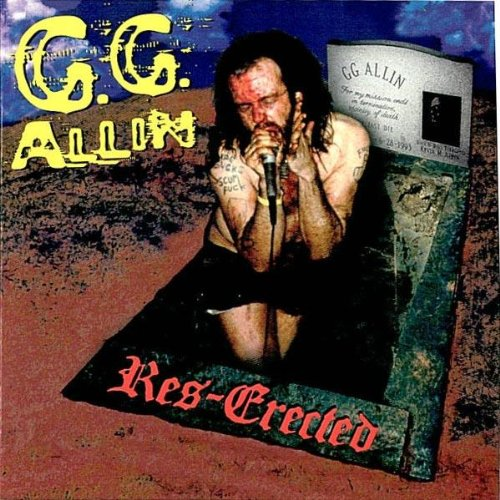G.G. Allin – Res-Erection – CD