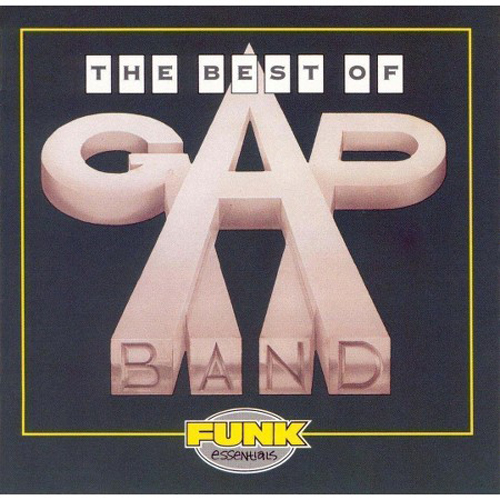 Gap Band – The Best of Gap Band – CD