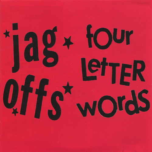 Jag Offs – Four Letter Words – CD