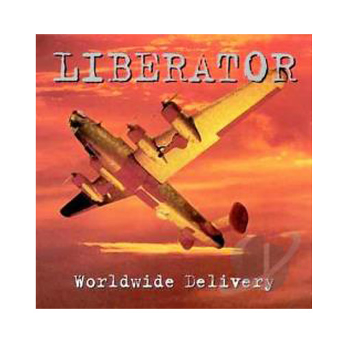 Liberator – Worldwide Delivery – CD