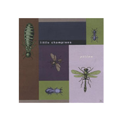 Little Champions – Pillow – CD