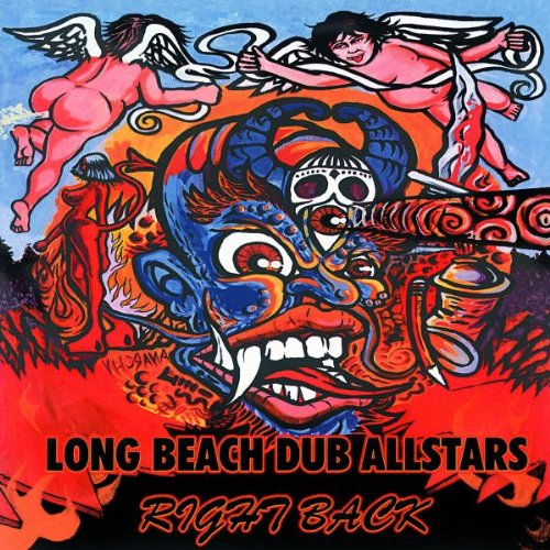 Long Beach Dub Allstars – Right Back – CD