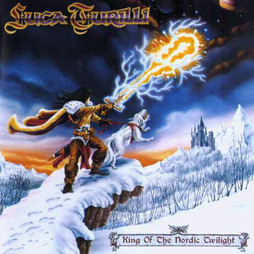 Luca Turilli – King of the Nordic Twilight – CD