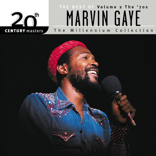 Marvin Gaye – Best of Volume 2 the 70′s – CD