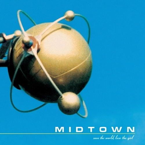 Midtown – Save the World, Lose the Girl – CD