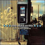 One Man Army - Last Word Spoken - CD