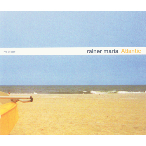 Rainer Maria – Atlantic – CD