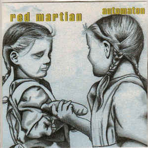 Red Martian – Automaton – CD