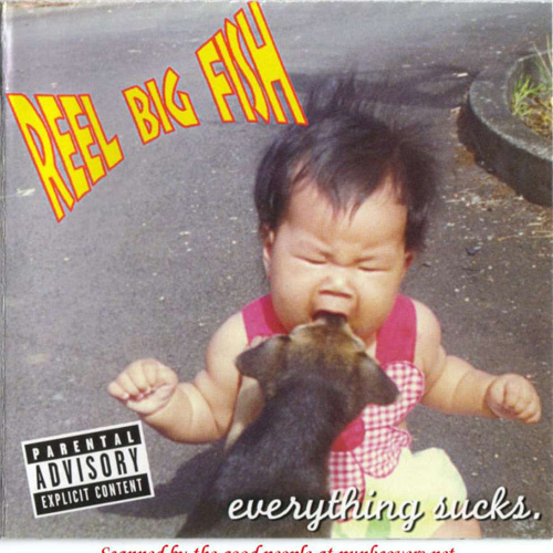 Reel Big Fish – Everything Sucks – CD
