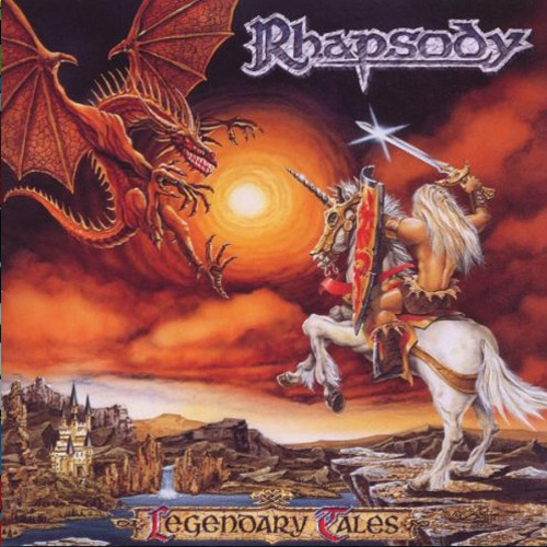 Rhapsody – Legendary Tales – CD