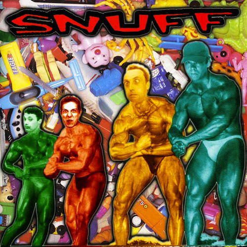 Snuff – Numb Nuts – CD