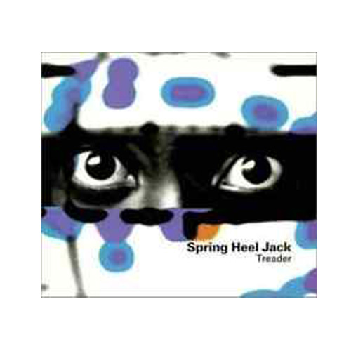 Spring Heel Jack – Treader – CD
