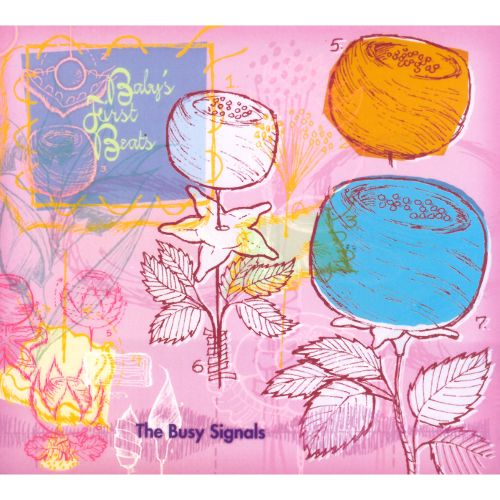 The Busy Signals – Baby's First Beats – CD