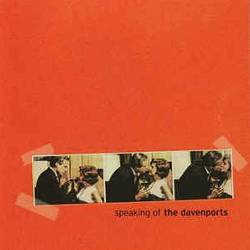 The Davenports – Speaking of the Davenports – CD