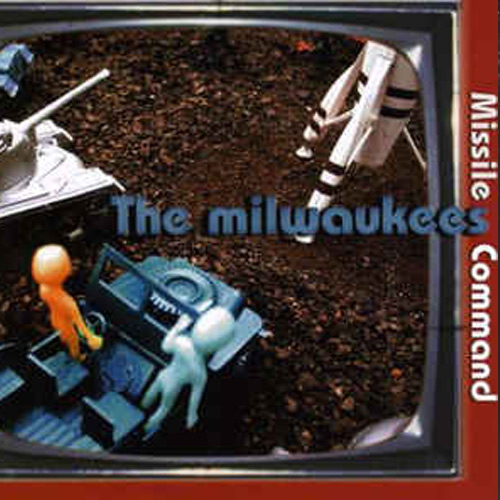 The Milwaukees – Missel Command – CD