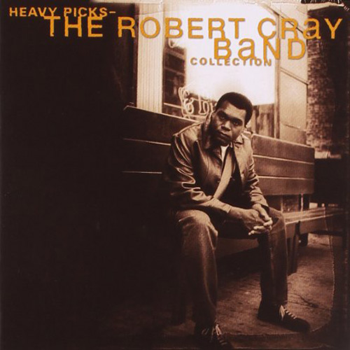 The Robert Cray Band – Heavy Picks – CD