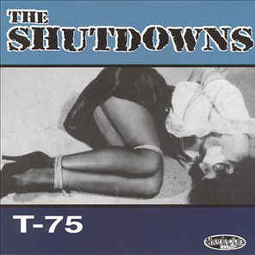 The Shutdowns – T-75 – CD