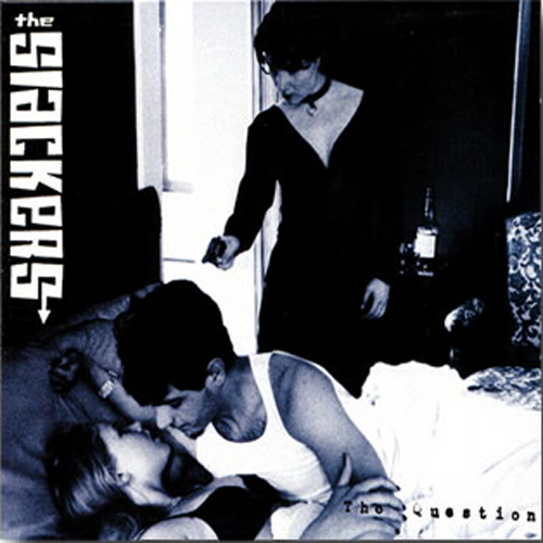 The Slackers – The Question – CD