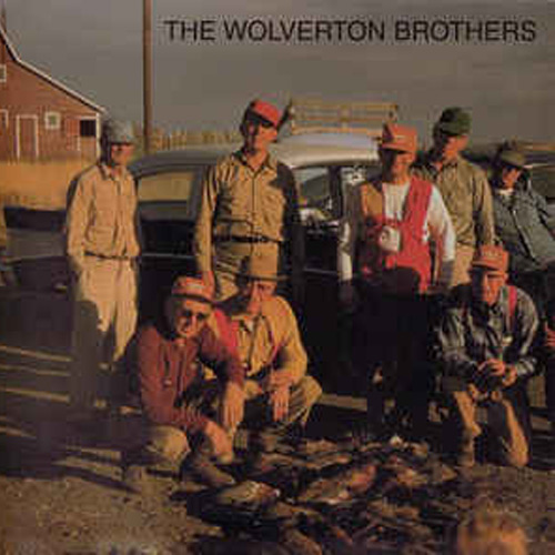 The Wolverton Brothers – The Wolverton Brothers – CD