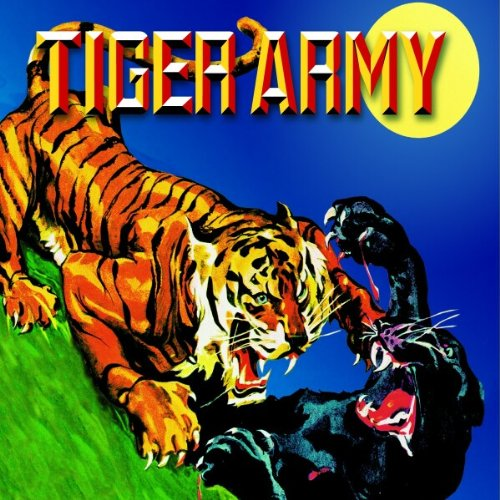 Tiger Army – Tiger Army – CD