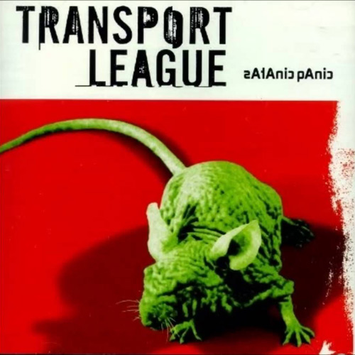 Transport League – Satanic Panic – CD