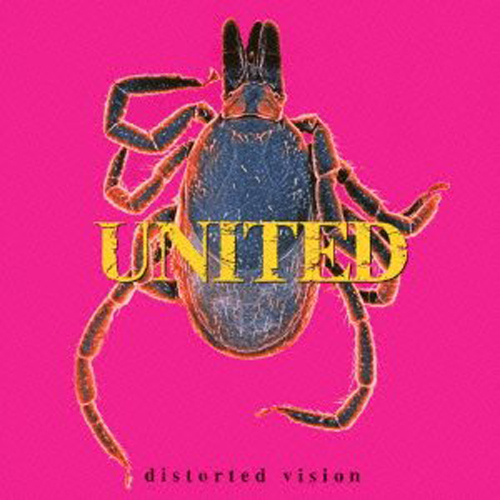 United – Distorted Vision – CD