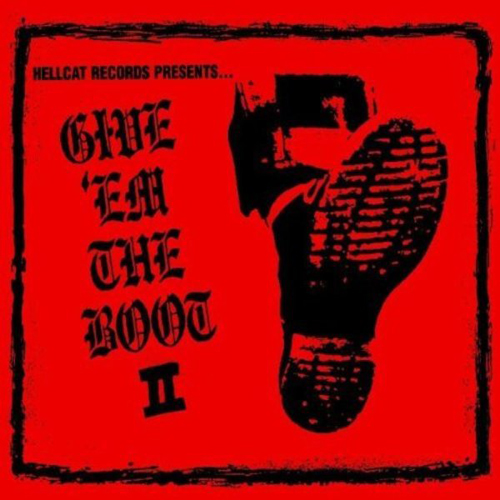 V/A – Give 'Em the Boot II – CD