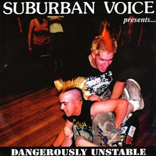 V/A – Suburban Voice – Dangerously Unstable – CD