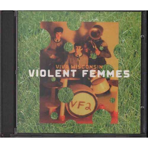 Violent Femmes – Viva Wisconsin – CD