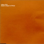 William-Orbit---Barbers-Adagio-For-Strings---CD-Single