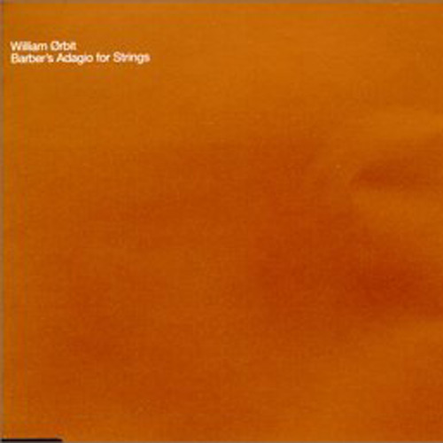 William Orbit – Barber's Adagio For Strings – CD Single