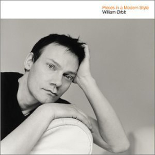 William Orbit – Pieces In A Modern Style – CD