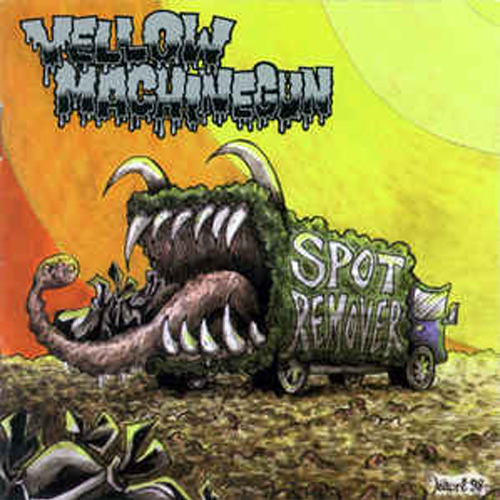 Yellow Machinegun – Spot Remover – CD