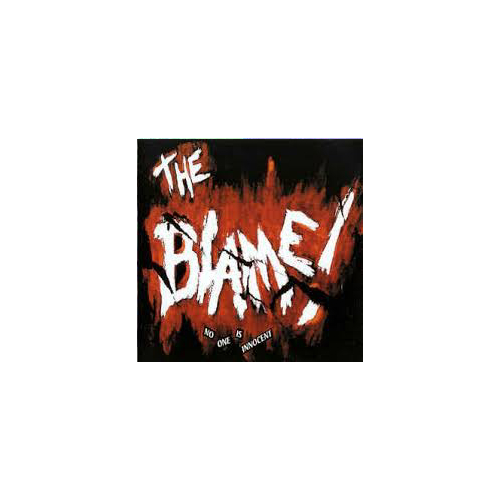 Blame,The – No One is Innocent – CD