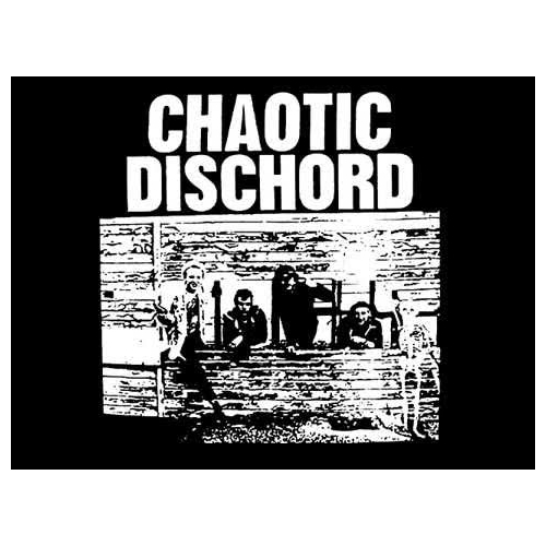 Chaotic Dischord – Chaotic Dischord – CD