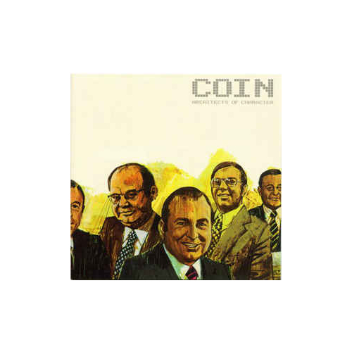 Coin – Architects of Character – CD