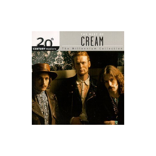 Cream  – The Millennium Collection – CD