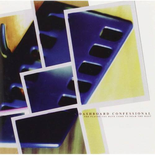 Dashboard Confessional – The Places You Have Come to Fear the Most – CD