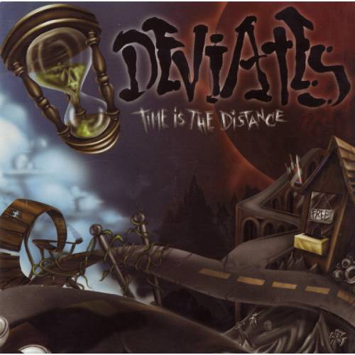 Deviates – Time is the Distance – CD