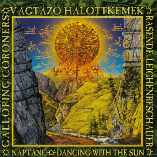 Galloping Coroners – Dancing with the Sun – CD