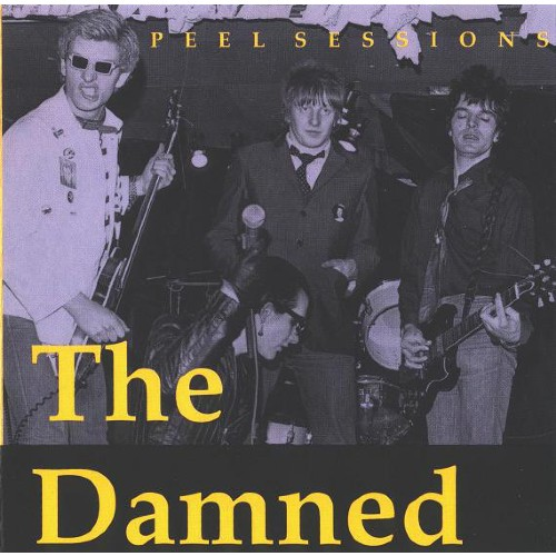 The Damned – BBC Peel Sessions – CD
