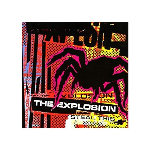 The Explosion – Steal This – CD